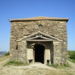 Ermita de San Benito. Orante