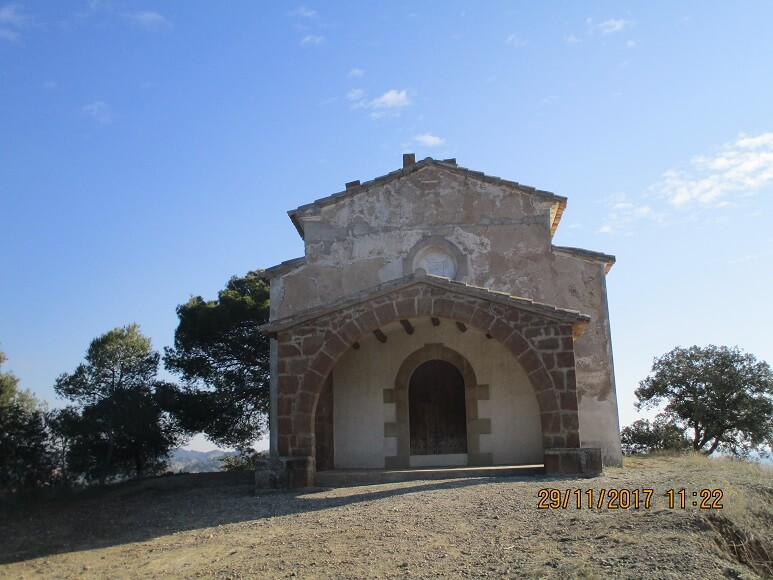 Rocafort. Ermita Virgen de La Guardia