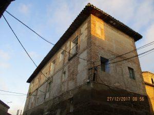 Cregenzán. Casa-Abadía