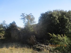Ruinas del mesón de La Sierra