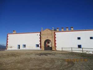 Paniza. Ermita Virgen del Águila
