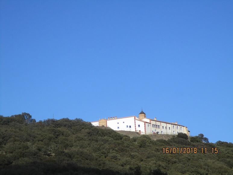 Paniza. Ermita La Virgen del Águila