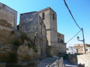 Costean. Iglesia de Santiago