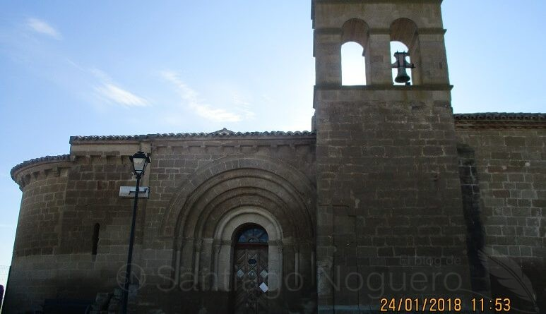Ruta entre Alcalá del Obispo y Sesa
