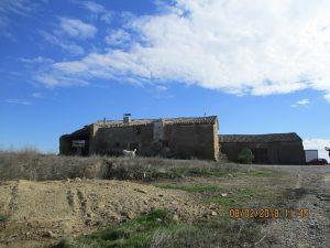 Casas de Ariño. Usón