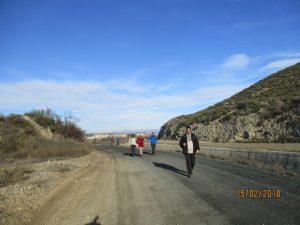 Camino de Ariéstolas