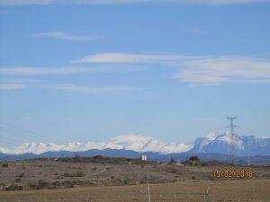 Monte Perdido y la Peña Montañesa