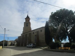 Lascasas. San Bartolomé