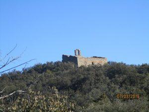 Benabarre. Ermita de San Salvador