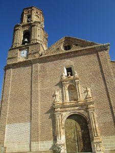Azanuy. La Asunción