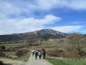Camino de Santa María de la Nuez