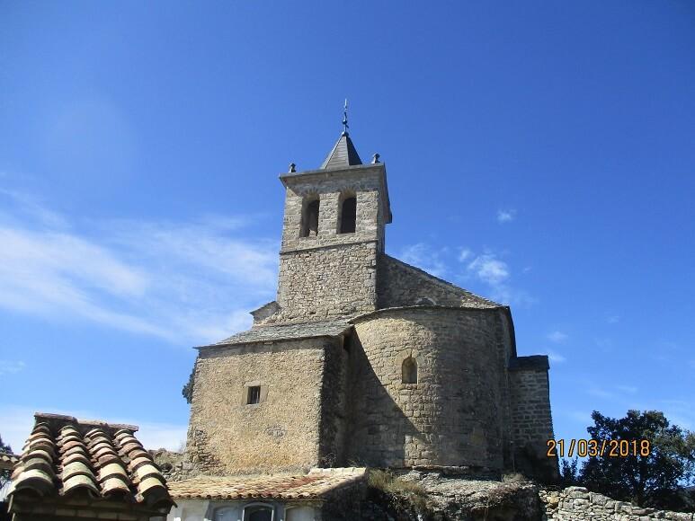 Almazorre. San Esteban