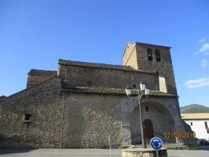 San Lorenzo. Yebra de Basa
