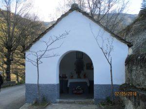 Yebra de Basa. Ermita del Augusto