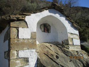 Yebra de Basa. Ermita de las Arrodillas