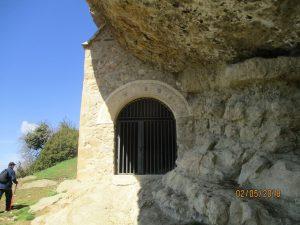 Yebra de Basa. Ermita de San Blás