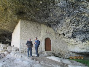 Yebra de Basa. Ermita de Santa Bárbara