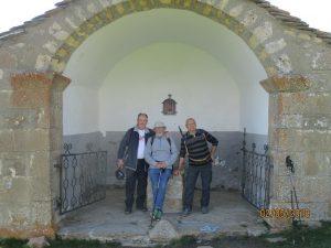 Yebra de Basa. Ermita de la Cruz o Zoque