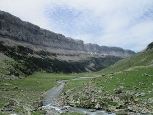 Valle de Ordesa. Sierra de las Cutas