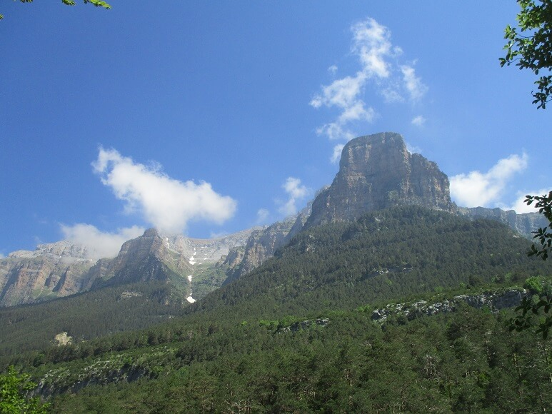 Tozal del Mallo. Valle de Ordesa