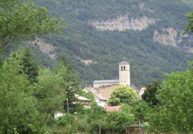 Ruta entre Biescas y Yosa de Sobremonte