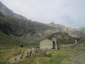 Refugio en el valle de Otal