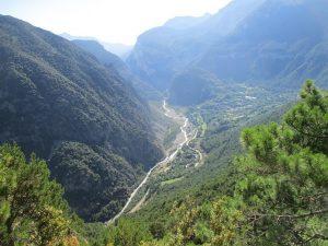 Río Cinqueta y Saravillo
