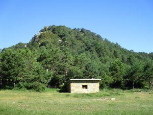 Refugio de Peguera