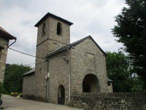 Yosa de Sobremonte. San Urbez