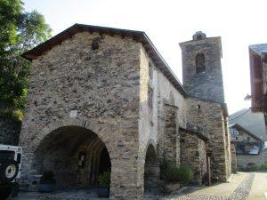 Sahún. San Pedro y San Juan