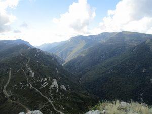 Garganta del río Balcez