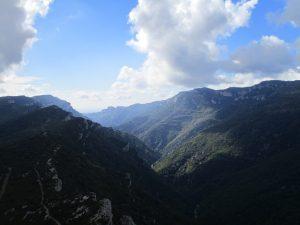 Sierras de Sevil y Balcez