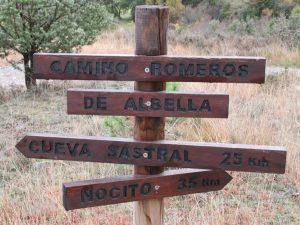 En la ermita de San Úrbez. Albella