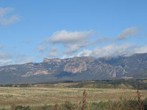 Sierra de Gabardiella. Cresta de la Cobeta