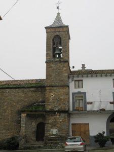 Tierrantona. San Sebastián