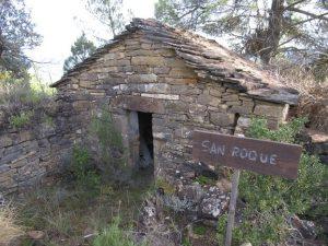 Charo. Ermita de San Roque