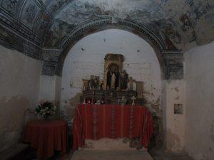 Aluján/Luján. Capilla Casa Mur