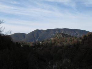 Sierra y pico del Águila