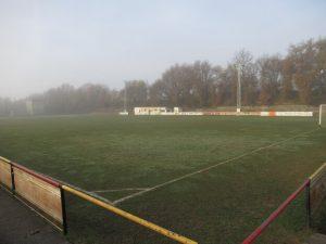 Tierrantona. Campo de fútbol