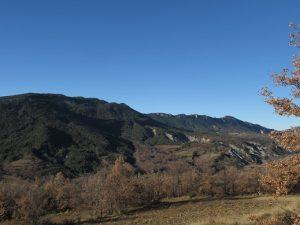 Sierra del Chordal