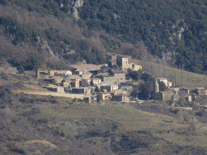 Calvera, desde San Saturnino