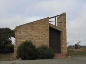 Laluenga. Ermita de Loreto