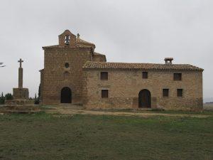 Ponzano. Ermita de San Román