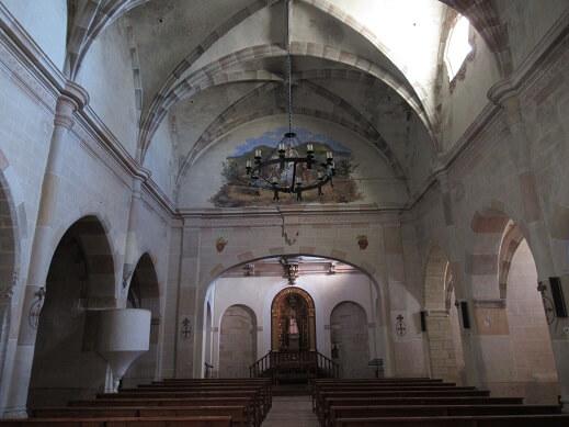 Iglesia del Santuario de La Carrodilla