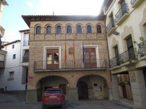 Estadilla. Ayuntamiento