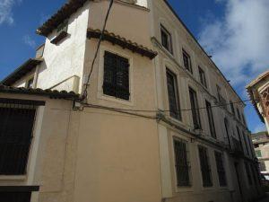Estadilla. Palacio Abbad-Lasierra