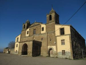 Abiego. Convento de San Joaquí