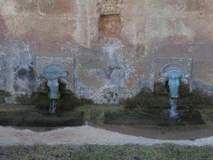 San Medardo. Fuente de los bueyes