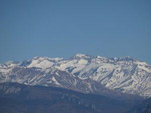 Las Maladetas. Pico de Aneto