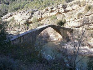 Puente de Junzano o Farmiñosa